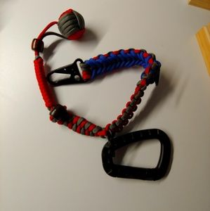Other - Paracord Monkey Fist Keychain